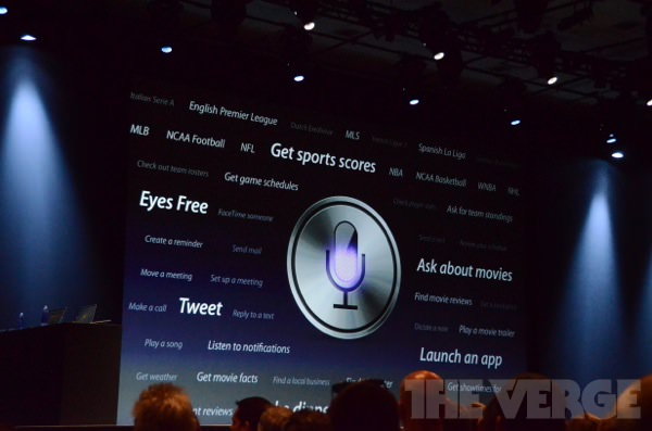 iOS 6: neue Funktionen für Siri
