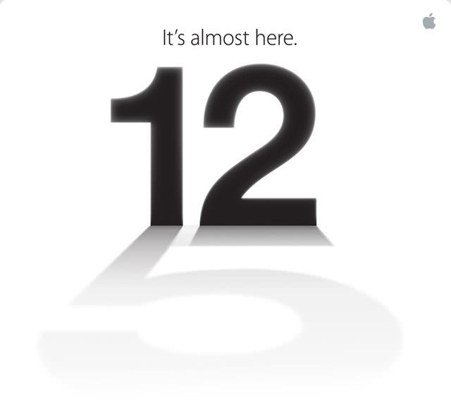 Einladung zum Apple Event