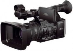 Camcorder mit 4k-Aufnahme